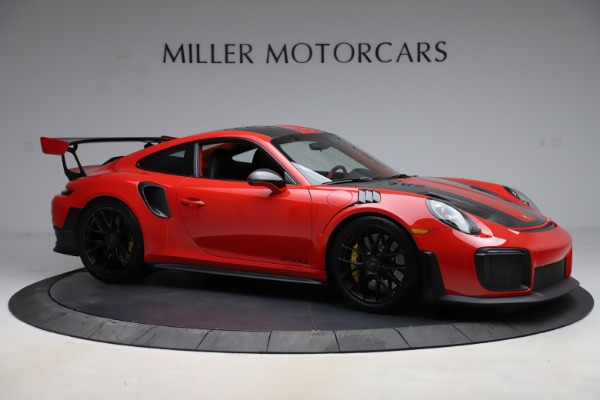Used 2018 Porsche 911 GT2 RS for sale $325,900 at Maserati of Westport in Westport CT 06880 10