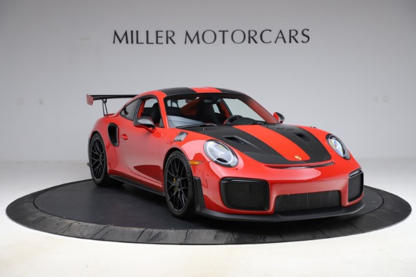 Used 2018 Porsche 911 GT2 RS for sale $325,900 at Maserati of Westport in Westport CT 06880 11