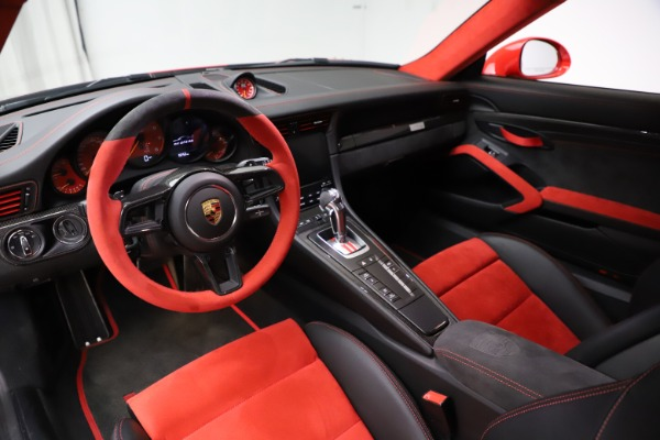 Used 2018 Porsche 911 GT2 RS for sale $325,900 at Maserati of Westport in Westport CT 06880 13