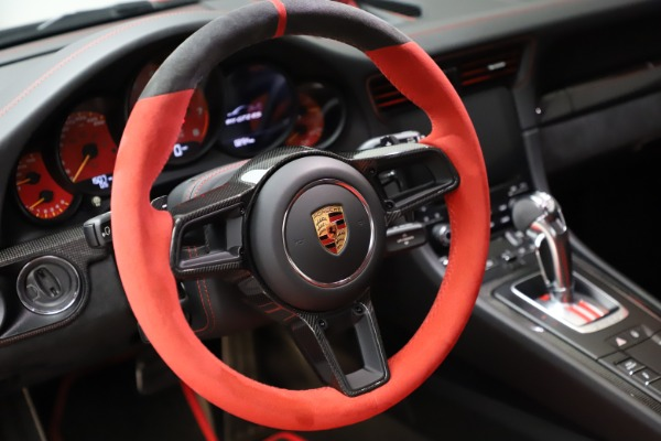 Used 2018 Porsche 911 GT2 RS for sale $325,900 at Maserati of Westport in Westport CT 06880 18