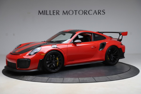 Used 2018 Porsche 911 GT2 RS for sale $325,900 at Maserati of Westport in Westport CT 06880 2