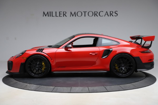 Used 2018 Porsche 911 GT2 RS for sale $325,900 at Maserati of Westport in Westport CT 06880 3