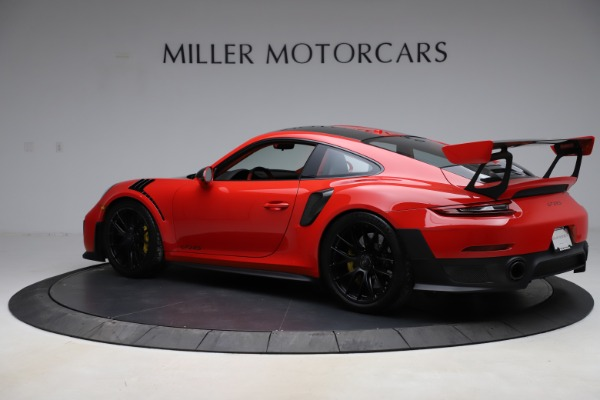 Used 2018 Porsche 911 GT2 RS for sale $325,900 at Maserati of Westport in Westport CT 06880 4
