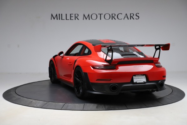 Used 2018 Porsche 911 GT2 RS for sale $325,900 at Maserati of Westport in Westport CT 06880 5
