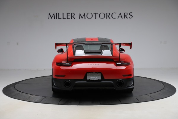 Used 2018 Porsche 911 GT2 RS for sale $325,900 at Maserati of Westport in Westport CT 06880 6