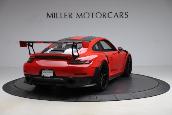 Used 2018 Porsche 911 GT2 RS for sale $325,900 at Maserati of Westport in Westport CT 06880 7