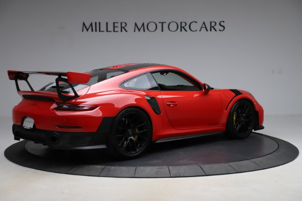 Used 2018 Porsche 911 GT2 RS for sale $325,900 at Maserati of Westport in Westport CT 06880 8