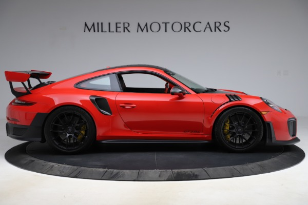 Used 2018 Porsche 911 GT2 RS for sale $325,900 at Maserati of Westport in Westport CT 06880 9