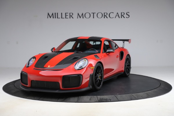 Used 2018 Porsche 911 GT2 RS for sale $325,900 at Maserati of Westport in Westport CT 06880 1