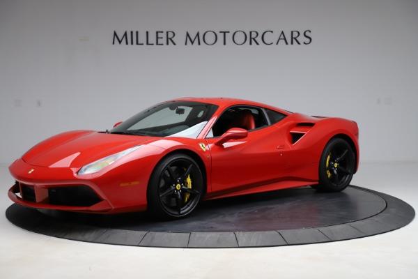 Used 2018 Ferrari 488 GTB for sale $209,900 at Maserati of Westport in Westport CT 06880 2