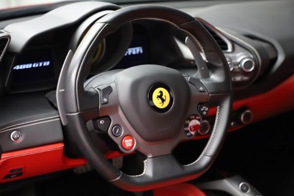 Used 2018 Ferrari 488 GTB for sale $209,900 at Maserati of Westport in Westport CT 06880 21