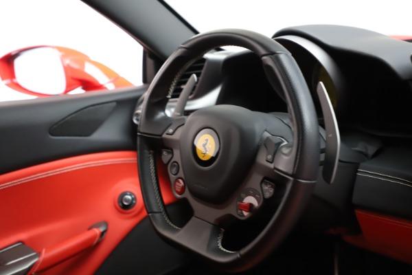 Used 2018 Ferrari 488 GTB for sale $209,900 at Maserati of Westport in Westport CT 06880 24