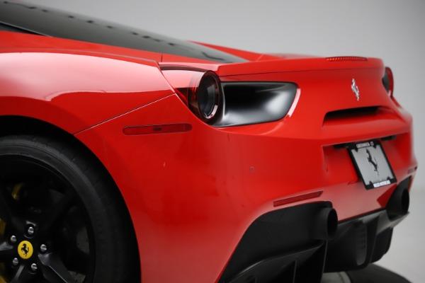 Used 2018 Ferrari 488 GTB for sale $209,900 at Maserati of Westport in Westport CT 06880 27