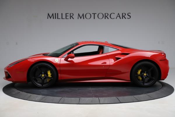 Used 2018 Ferrari 488 GTB for sale $209,900 at Maserati of Westport in Westport CT 06880 3