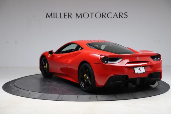 Used 2018 Ferrari 488 GTB for sale $209,900 at Maserati of Westport in Westport CT 06880 5