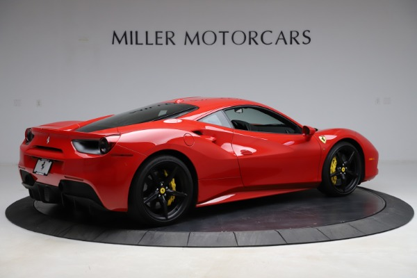 Used 2018 Ferrari 488 GTB for sale $209,900 at Maserati of Westport in Westport CT 06880 8