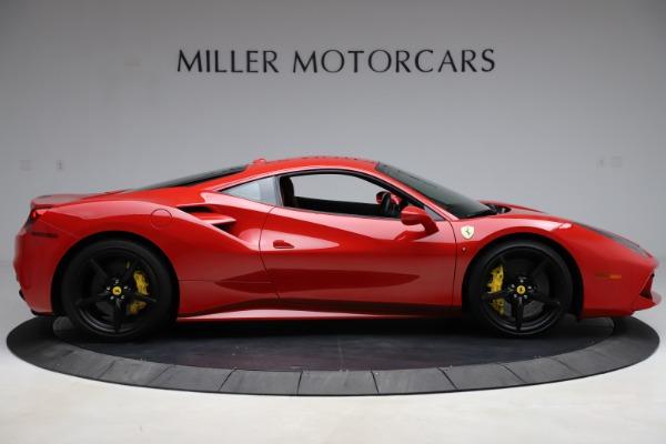 Used 2018 Ferrari 488 GTB for sale $209,900 at Maserati of Westport in Westport CT 06880 9