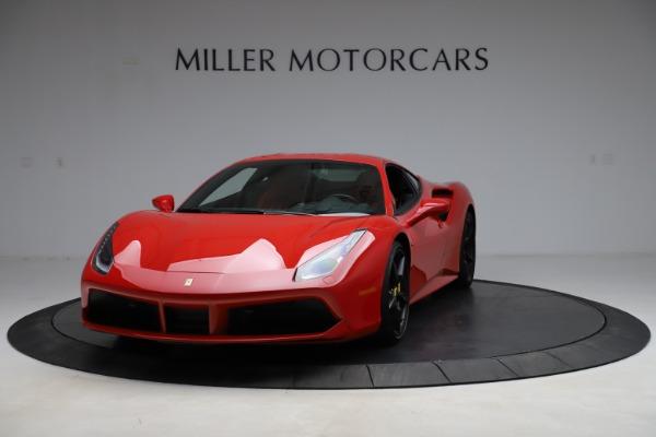 Used 2018 Ferrari 488 GTB for sale $209,900 at Maserati of Westport in Westport CT 06880 1