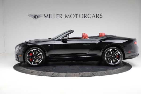 New 2021 Bentley Continental GT V8 for sale $263,905 at Maserati of Westport in Westport CT 06880 2