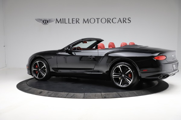 New 2021 Bentley Continental GT V8 for sale $263,905 at Maserati of Westport in Westport CT 06880 3