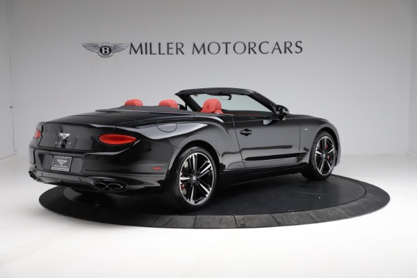 New 2021 Bentley Continental GT V8 for sale $263,905 at Maserati of Westport in Westport CT 06880 7