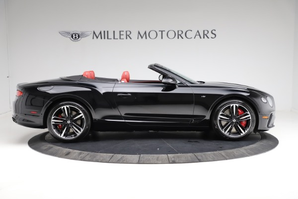 New 2021 Bentley Continental GT V8 for sale $263,905 at Maserati of Westport in Westport CT 06880 8