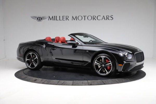 New 2021 Bentley Continental GT V8 for sale $263,905 at Maserati of Westport in Westport CT 06880 9