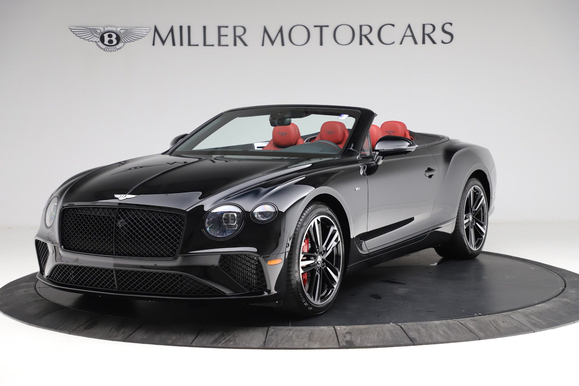 New 2021 Bentley Continental GT V8 for sale $263,905 at Maserati of Westport in Westport CT 06880 1