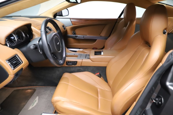 Used 2012 Aston Martin DB9 for sale Call for price at Maserati of Westport in Westport CT 06880 13
