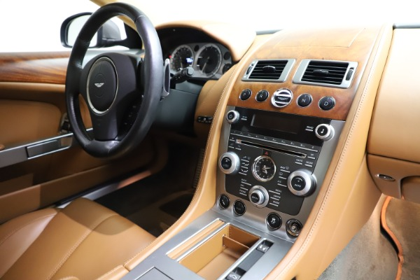 Used 2012 Aston Martin DB9 for sale Call for price at Maserati of Westport in Westport CT 06880 18