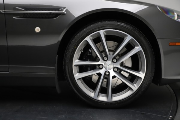 Used 2012 Aston Martin DB9 for sale Call for price at Maserati of Westport in Westport CT 06880 20