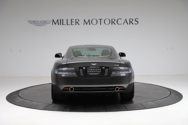 Used 2012 Aston Martin DB9 for sale Call for price at Maserati of Westport in Westport CT 06880 5