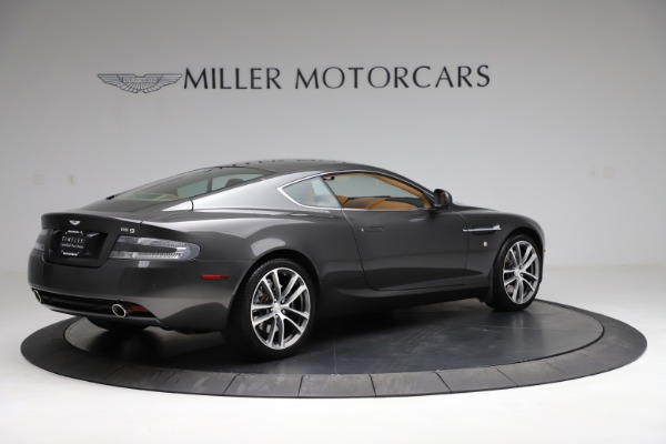 Used 2012 Aston Martin DB9 for sale Call for price at Maserati of Westport in Westport CT 06880 7