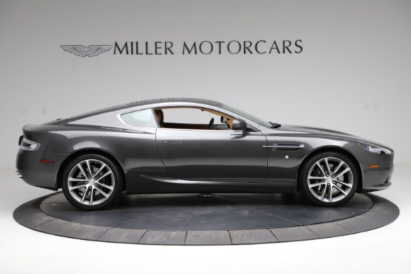 Used 2012 Aston Martin DB9 for sale Call for price at Maserati of Westport in Westport CT 06880 8