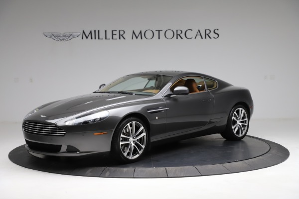 Used 2012 Aston Martin DB9 for sale Call for price at Maserati of Westport in Westport CT 06880 1