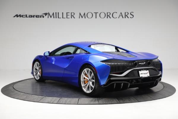 New 2021 McLaren Artura for sale Call for price at Maserati of Westport in Westport CT 06880 4