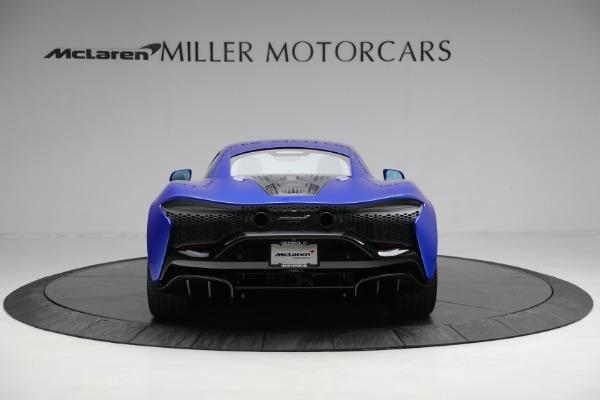 New 2021 McLaren Artura for sale Call for price at Maserati of Westport in Westport CT 06880 5