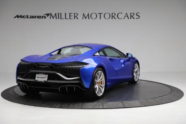 New 2021 McLaren Artura for sale Call for price at Maserati of Westport in Westport CT 06880 6