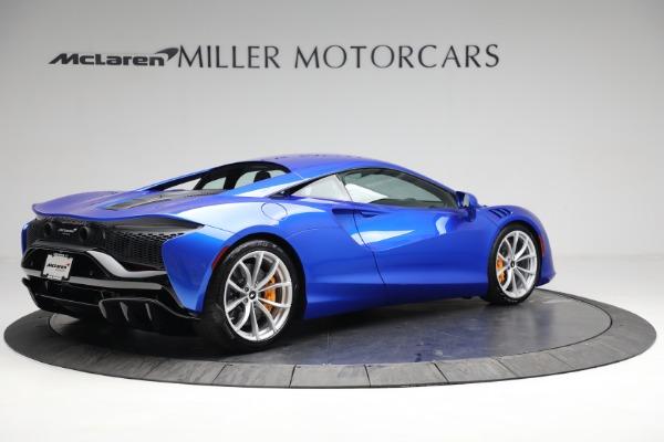 New 2021 McLaren Artura for sale Call for price at Maserati of Westport in Westport CT 06880 7