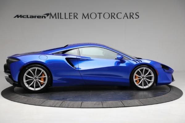 New 2021 McLaren Artura for sale Call for price at Maserati of Westport in Westport CT 06880 8