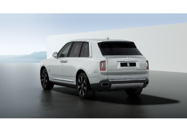 New 2021 Rolls-Royce Cullinan for sale $391,375 at Maserati of Westport in Westport CT 06880 3