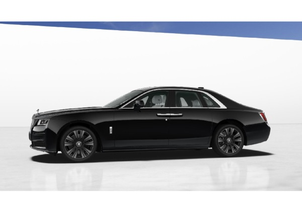 New 2021 Rolls-Royce Ghost for sale $378,350 at Maserati of Westport in Westport CT 06880 2