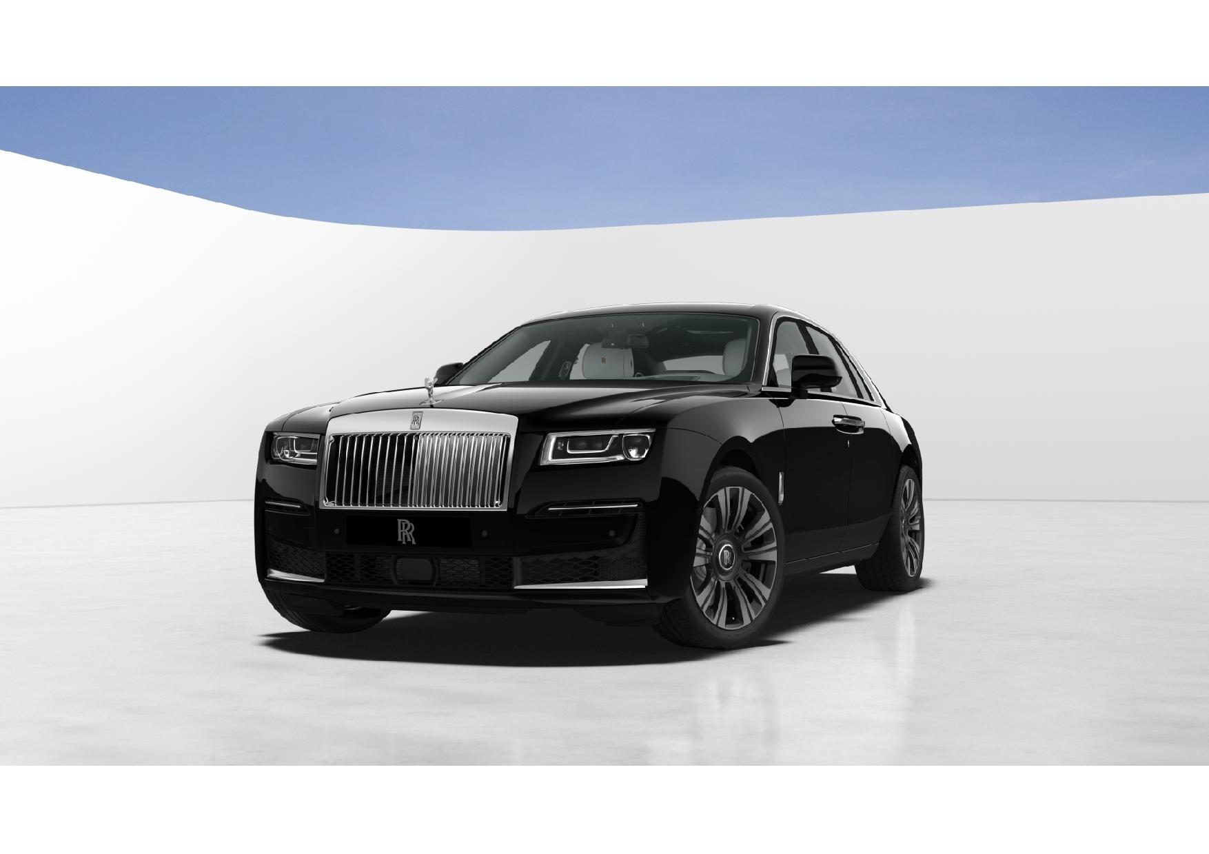 New 2021 Rolls-Royce Ghost for sale $378,350 at Maserati of Westport in Westport CT 06880 1