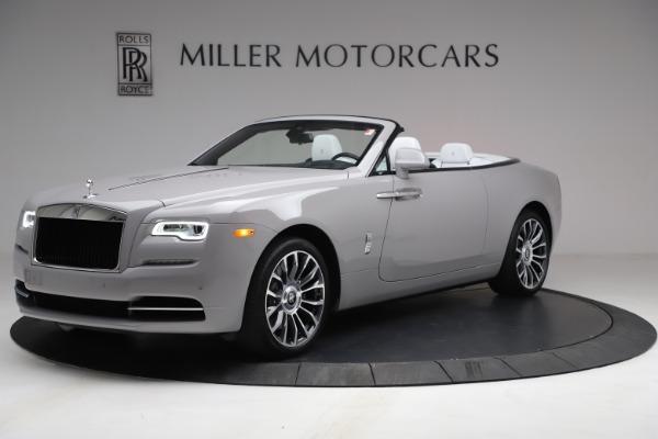 New 2021 Rolls-Royce Dawn for sale $405,850 at Maserati of Westport in Westport CT 06880 3