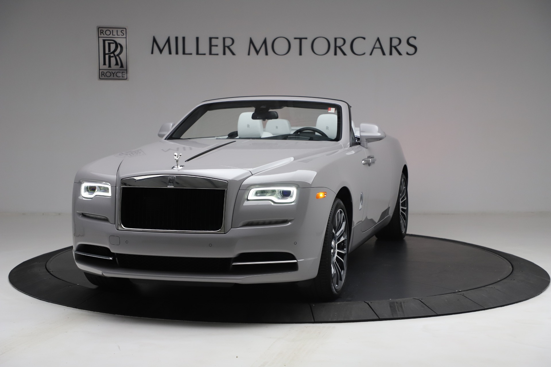 New 2021 Rolls-Royce Dawn for sale $405,850 at Maserati of Westport in Westport CT 06880 1