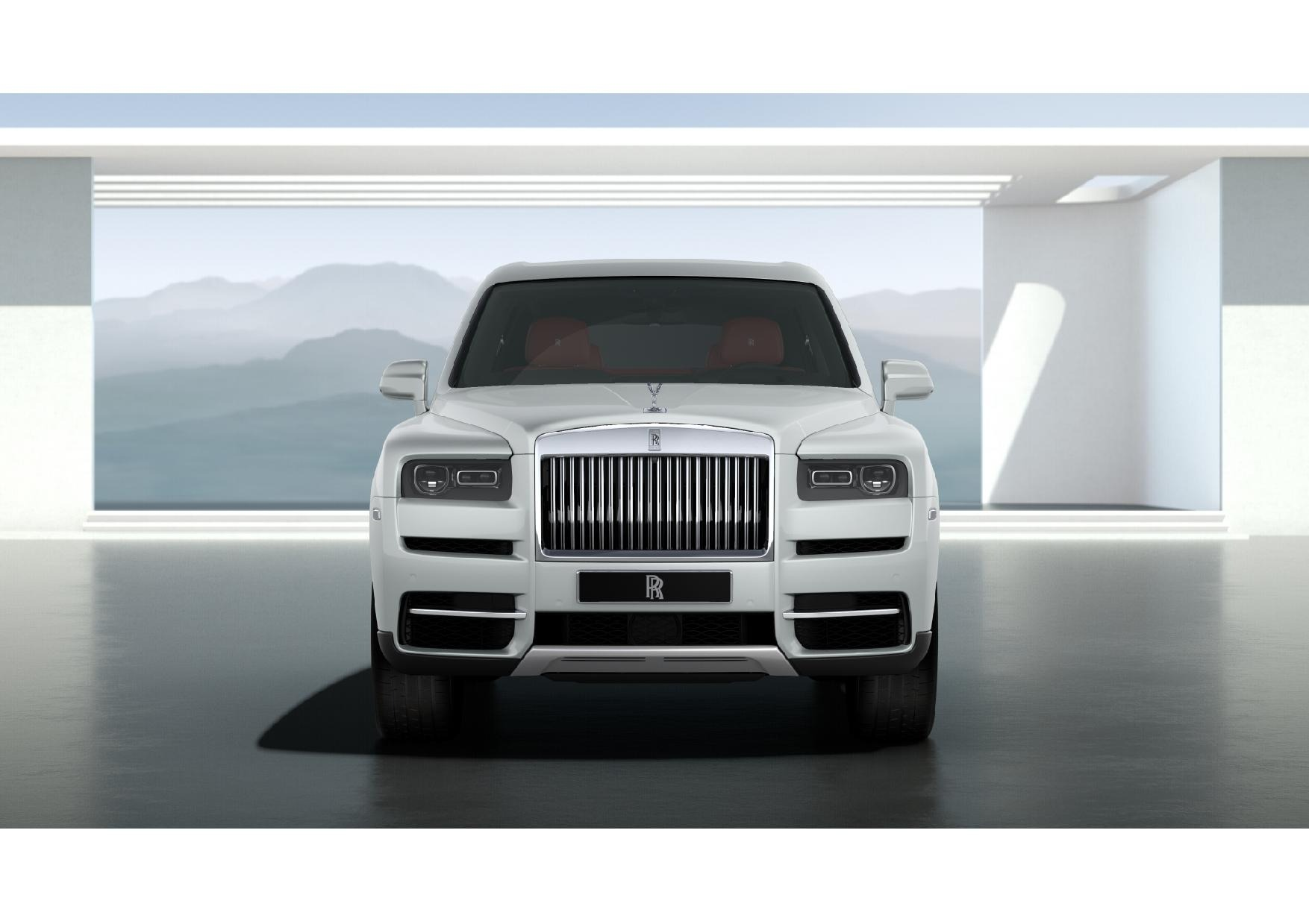 New 2021 Rolls-Royce Cullinan for sale $383,850 at Maserati of Westport in Westport CT 06880 1