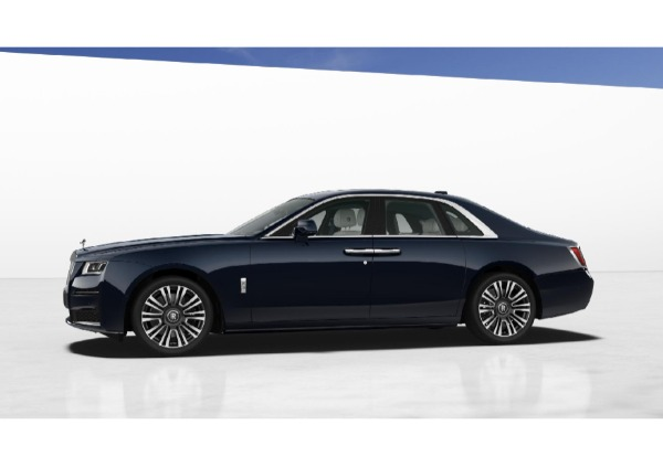 New 2021 Rolls-Royce Ghost for sale $382,250 at Maserati of Westport in Westport CT 06880 2