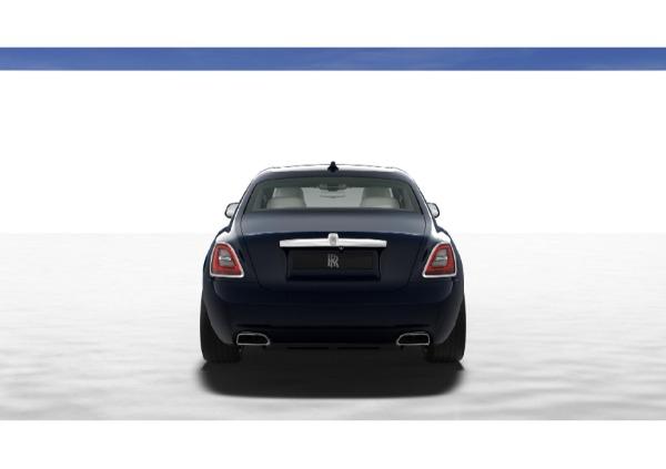 New 2021 Rolls-Royce Ghost for sale $382,250 at Maserati of Westport in Westport CT 06880 3