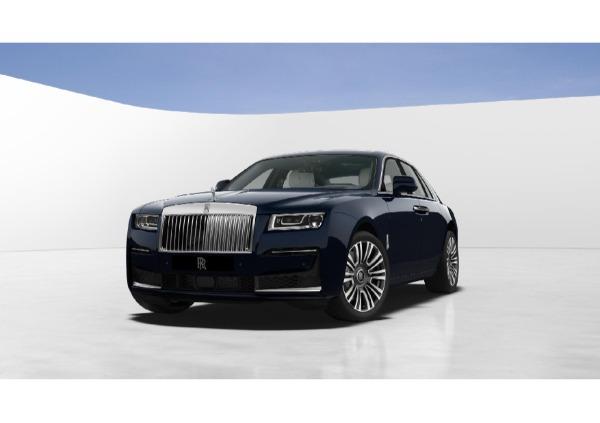 New 2021 Rolls-Royce Ghost for sale $382,250 at Maserati of Westport in Westport CT 06880 1