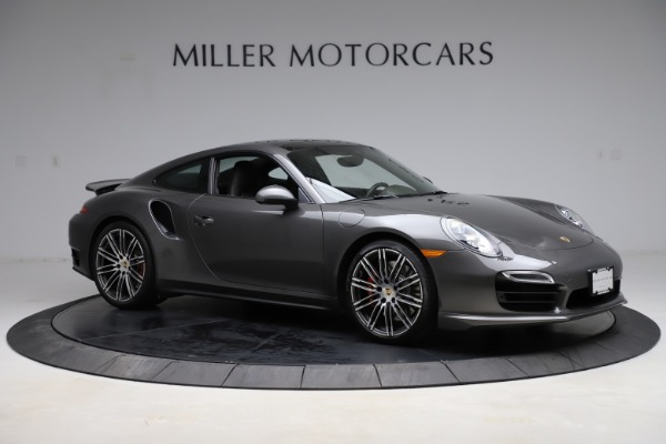 Used 2015 Porsche 911 Turbo for sale Call for price at Maserati of Westport in Westport CT 06880 10